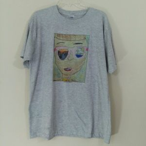 Graphic Tee - Good Day|Bad Day? Size XL